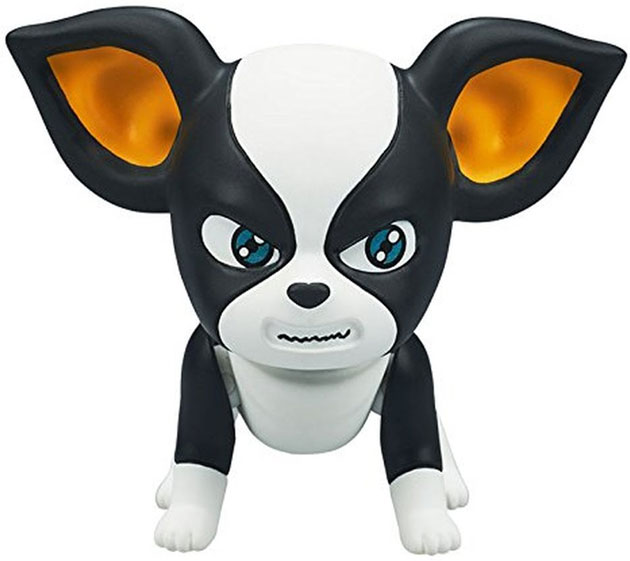 Iggy the Boston Terrier gift for anime lovers.
